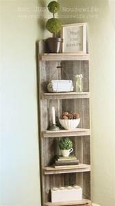 25+ best ideas about Corner shelves on Pinterest Spare