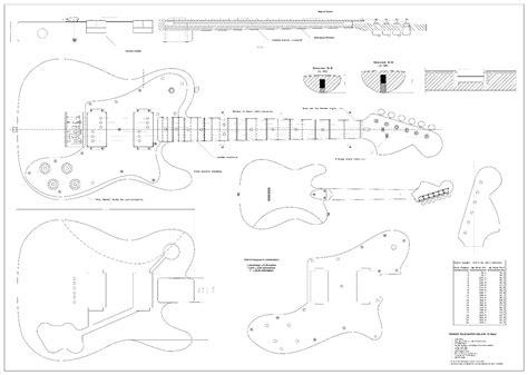 Guitar Template: Amazon.com