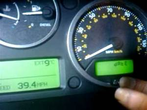 How To Reset Service Light Or Indicator On Landrover