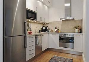 Moderne Küchen Für Kleine Räume : moderne k che f r kleine r ume k che pinterest ~ Frokenaadalensverden.com Haus und Dekorationen