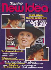 150 best images about SARAH FERGUSON - 1988 - MAGAZINES on ...