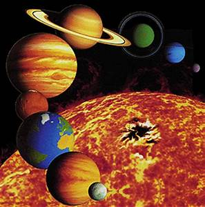 The Solar System and Outer Space