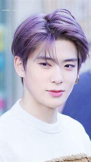 Jaehyun purple hair!   Jaehyun nct, Jaehyun purple hair ...