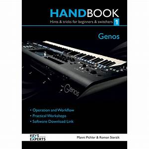 Genos Handbook  U0026 User Guide Book 1