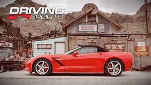 Corvette C7 Cabriolet : 2014 corvette stingray c7 convertible reviewed youtube ~ Medecine-chirurgie-esthetiques.com Avis de Voitures