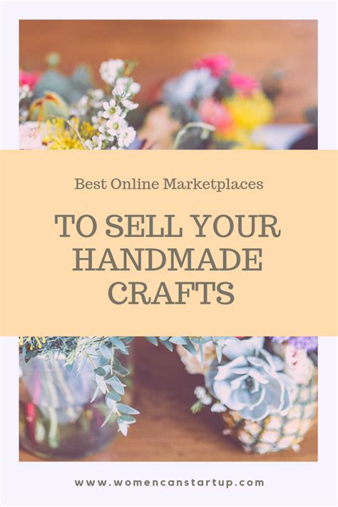 top  marketplaces  sell handmade items