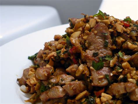 pork stir fry pork stir fry with cashews lime and mint food people want