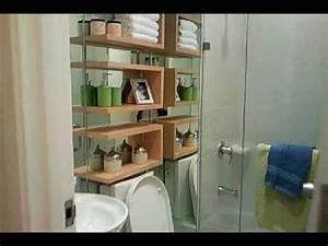 Avida towers studio type youtube for Example interior design for small condo unit