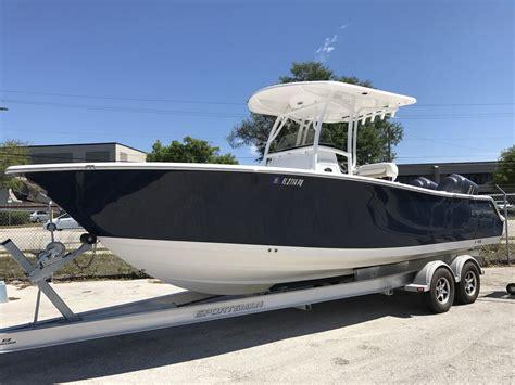 Sportsman Boats History by 2018 Sportsman 251 Heritage Sarasota Florida Boats