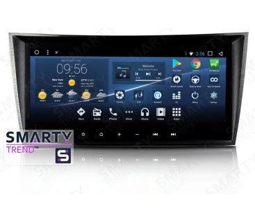 mercedes cls class  android car stereo navigation