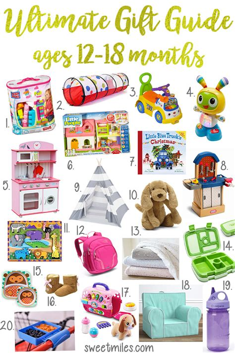 adeline s christmas wish list gift ideas for toddlers