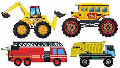 Backhoe Clipart Truck Garbage Fire Webstockreview Loader