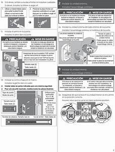 Schlage Deadbolt Manual