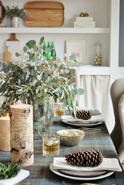 Tisch Aus Dielen by Simple Table Setting Ideas The Inspired Room