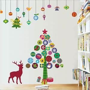 クリスマスツリー手作りおしゃれ壁飾り!DIYアイディア特集
