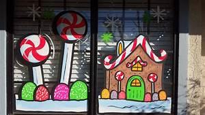 Holiday, Window, Painting