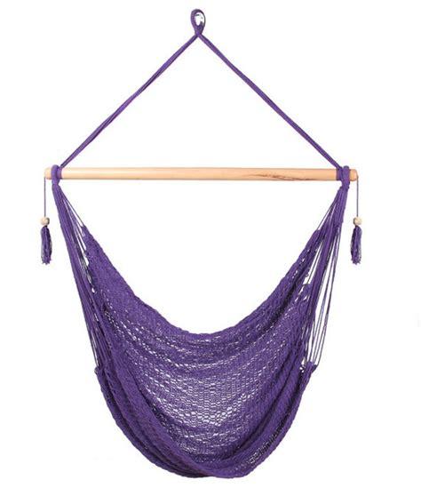 Purple Hammock by Purple Hammock Chair Traditional Hammocks And Swing
