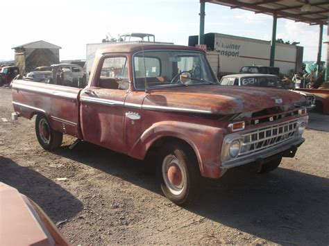 1965 Ford Truck by 1965 Ford Truck F250 65ft9974d Desert Valley Auto Parts