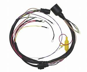 Wiring Harness For Johnson Evinrude 1991 150