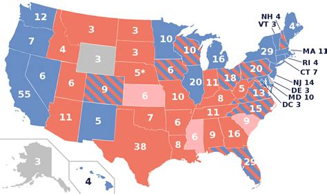 Statewide Opinion Polling For The 2012 United States