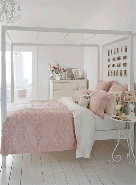 Beautiful Shabby Chic Bedroom Interior Decorating Ideas Fnw