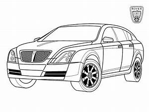 coloring page rover uk With alfa romeo clothing