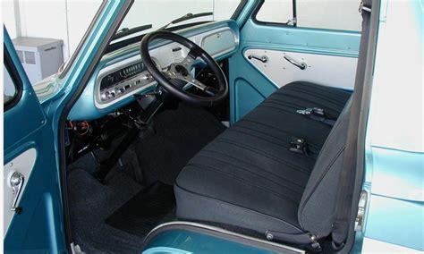 1961 Chevrolet Corvair Custom Sideload Pickup
