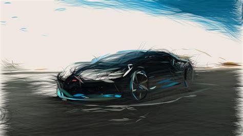 2021 bugatti chiron super sport 300 design sketch wallpapers 18 newcarcars. Supercars Gallery: Lamborghini Bugatti Divo Drawing