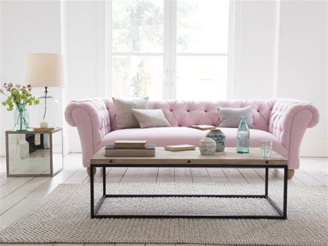 Pink Sofa Promo Code by Bean Sofa Chesterfield Sofa Loaf