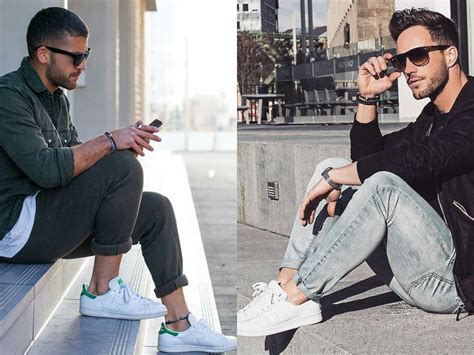 Create A Fashion Style You Just Need A Pair Of White Shoes!