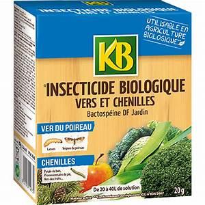 Insecticide Naturel Pour La Maison : insecticide biologique vers et chenilles 20gr insecticide kb ~ Nature-et-papiers.com Idées de Décoration
