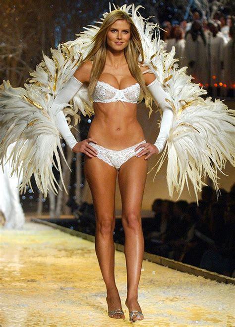 Supermodel Le Cas Heidi Klum Marie Claire