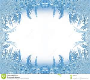 Frozen Ice Frame