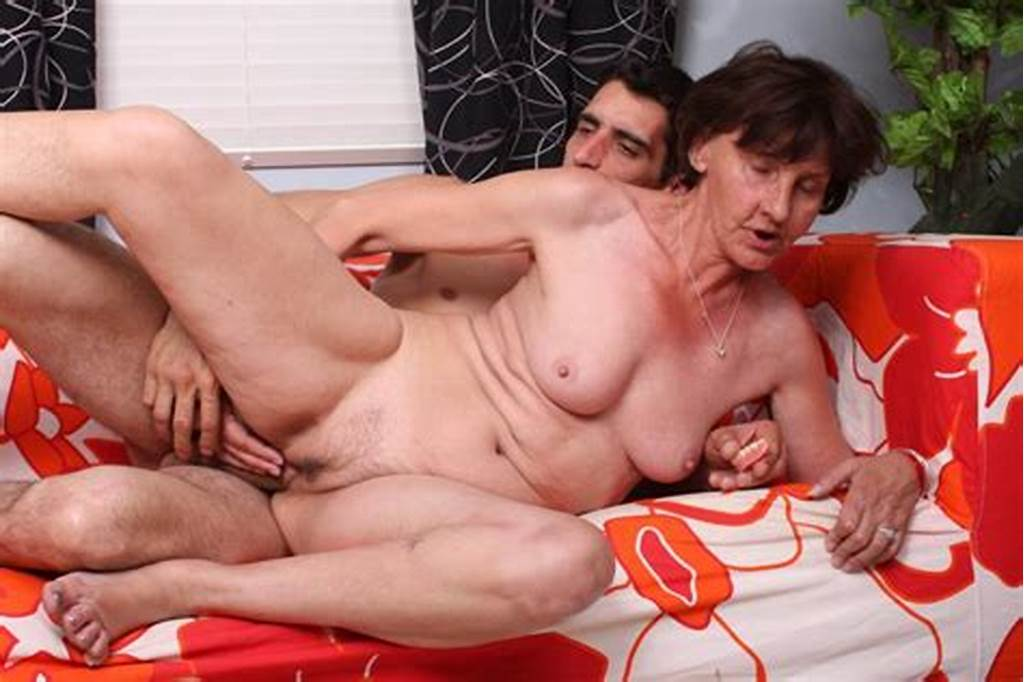 #Eager #Mature #Stephanie #Is #Close #To #Granny #Age #But #Still