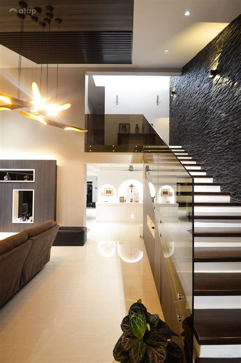 Home Design Ideas Malaysia by Contemporary Modern Foyer Living Room Terrace Design Ideas