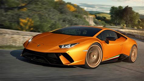 lamborghini huracan performante  wallpaper hd car