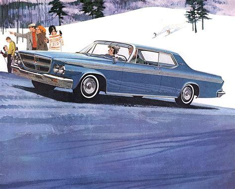 Chrysler Advertising by Chrysler Advertising Caign 1964 Engineered Better