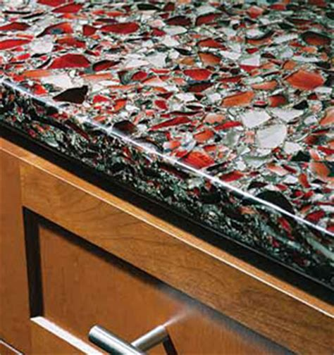recycled glass countertop is recycled glass countertop installation a diy project or