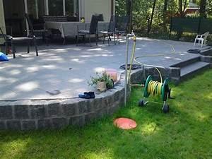 Terrasse Mit Granitplatten : 17 best images about terrasse mit steinbelag on pinterest ~ Sanjose-hotels-ca.com Haus und Dekorationen