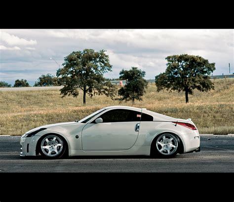 Slammed Nissan 350z On Weds!  Stancenation™ Form