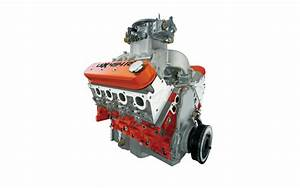 Gm Performance Parts Offers New Lsx454r Crate Motor
