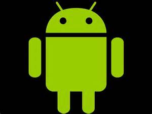 android robot android s green robot logo was inspired by bathroom signs