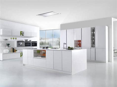 cuisine cagnarde blanche blanche cuisine décoration