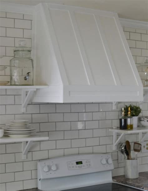 pictures    inspiring diy range hood cover project page