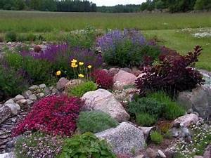 les 25 meilleures idees de la categorie jardin de rocaille With creer un jardin d ornement 1 71 idees et astuces pour creer votre propre jardin de rocaille