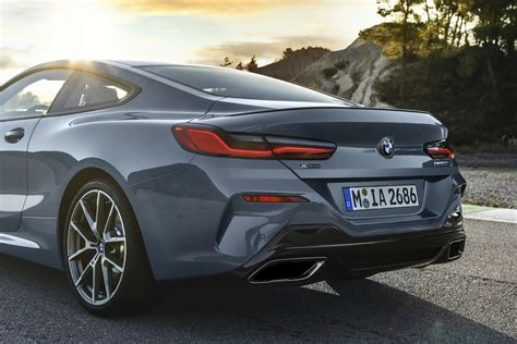 2019 Bmw Eight Series by 2019 Bmw 8 Series Coupe Unveiled With 523hp At Le Mans