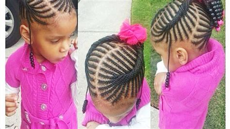 black lil girl hairstyles hairstyle for women man