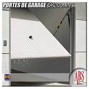 Portes de garage basculantes hormann for Porte de garage basculante hormann