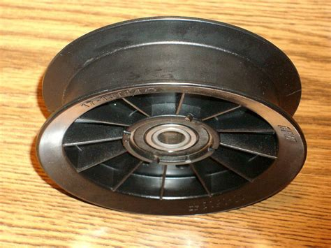 murray lawn mower deck flat idler pulley 91801 774089 774089ma parts accessories