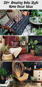 20, Amazing, Boho, Style, Home, Decor, Ideas